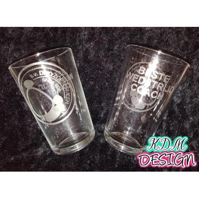 Bier/fris glas 50 cl met ets-opdruk
