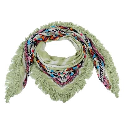 Sjaal Aztec