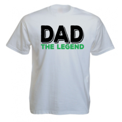 """Dad The Legend"" shirt"